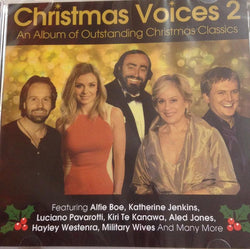 Christmas Voices 2 (CD).CoverIMG