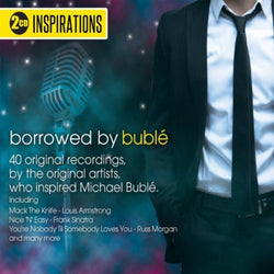 Inspirations - Borrowed By Bubl?® (CD) cover image