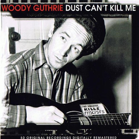 Dust Can't Kill Me (Hall of Fame) (CD) cover image