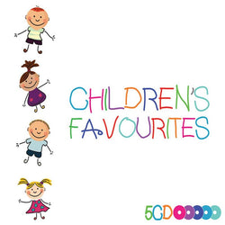 Childrens Favourites Box set (CD) cover image