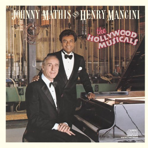 Johnny Mathis & Henry Mancini - The Hollywood Classics (CD)
