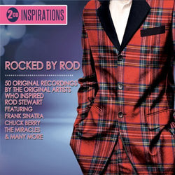 Inspirations - Rocked By Rod (CD) cover image