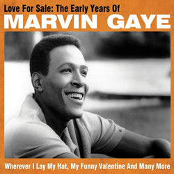 Love For Sale - The Early Years of Marvin Gaye