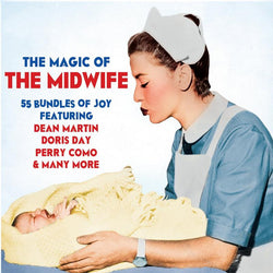 The Magic Of The Midwife - Original Soundtrack (CD) cover image