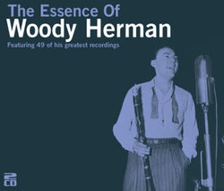 Essence Of Woody Herman (CD) cover image