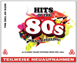Hits of the 80s - What A Feeling Box set