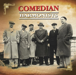 Comedian Harmonists (CD) cover image
