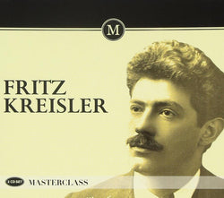 Fritz Kreisler - Masterclass Box set.CoverImg