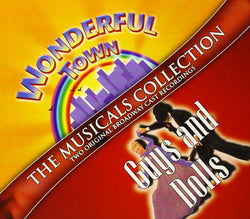 Wonderful Town / Guys & Dolls - Original Soundtrack (CD) cover image