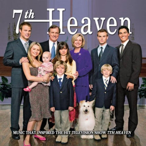 7Th Heaven Soundtrack (CD) cover image