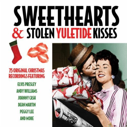 Sweethearts - Stolen Yuletide Kisses (CD) cover image