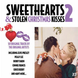 Sweethearts & Stolen Christmas Kisses Volume Two (CD)