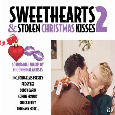 Christmas Kiss 2.Sweethearts Stolen Christmas Kisses Volume Two Cd