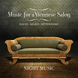 Music For A Viennese Salon - Night Music (CD)