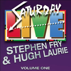 Saturday Live: Volume 1: Featuring Stephen Fry and Hugh Laurie.CoverImg