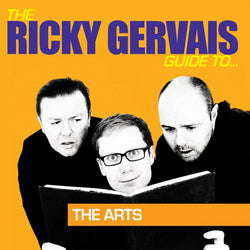 The Ricky Gervais Guide to The Arts (CD)