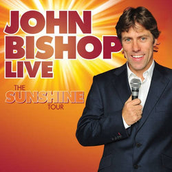 John Bishop Live: The Sunshine Tour Audio CD ÔÇô Audiobook, Import.CoverImg