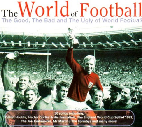 World Of Football Box set