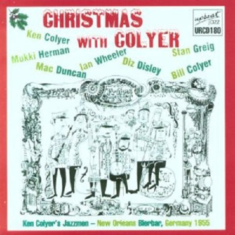 Christmas With Colyer (CD) cover image