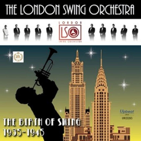 The Birth of Swing 1935-1945 (CD)