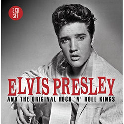 Elvis Presley And The Original Rock 'N' Roll Kings (3 Cd Set) (CD)