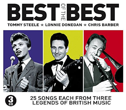 Best of the Best Box set, Original recording remastered