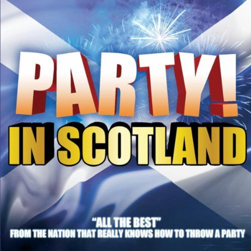 Party In Scotland - Various Artists (CD)