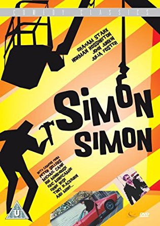 Simon, Simon [1966]  (DVD) cover image