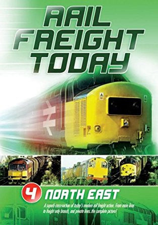Rail Freight Todat Vol 4 N.East [2007] [DVD].CoverImg