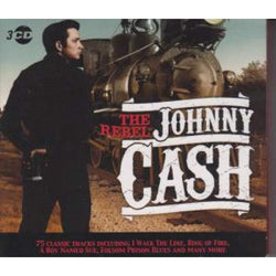 The Rebel - Johnny Cash (CD)