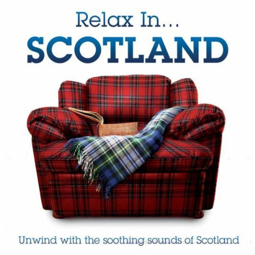 Relax In Scotland - Various Artists (CD)