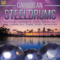 Caribbean Steeldrums (CD)
