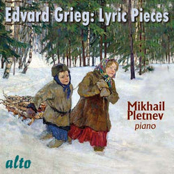 Grieg Lyric: Pieces / Mikhail Pletnev (CD).CoverIMG