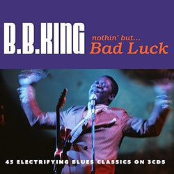 BB King: Nothin' But Bad Luck (CD).CoverIMG