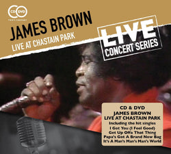 James Brown Live at Chastain Park (CD)
