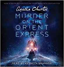 Murder On Orient - Poirot (Agatha Christie) (CD)