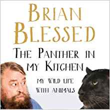 The Panther In My Kitchen - Brian Blessed (CD)