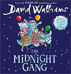 Midnight Gang (David Walliams) (CD)