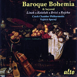 Baroque Bohemia & Beyond Volume 3 - Czech Chamber Philharmonic (CD)