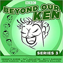 Beyond Our Ken Series 3 (CD)