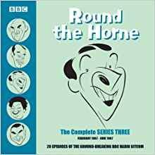 Round The Horne - Complete Series 3 (CD)