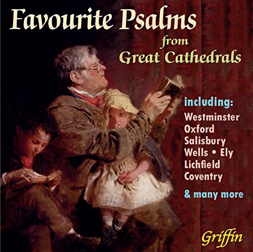 Favourite Psalms from Great Cathedrals (CD)