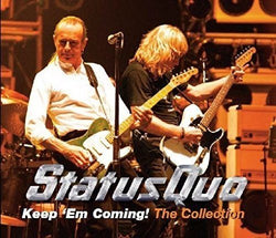 Keep 'Em Coming - The Collection (Status Quo) (CD)
