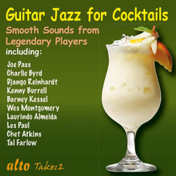 Guitar Jazz For Cocktails (Legendary Guitarists)