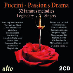 Puccini: Passion and Drama (CD)