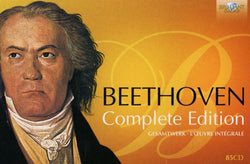 Beethoven Complete Edition (Various Artists) (CD)
