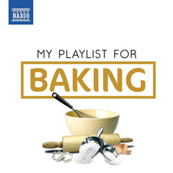 My Playlist for Baking (Various) (CD)