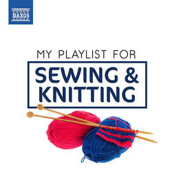 My Playlist for Knitting (Various)(CD)