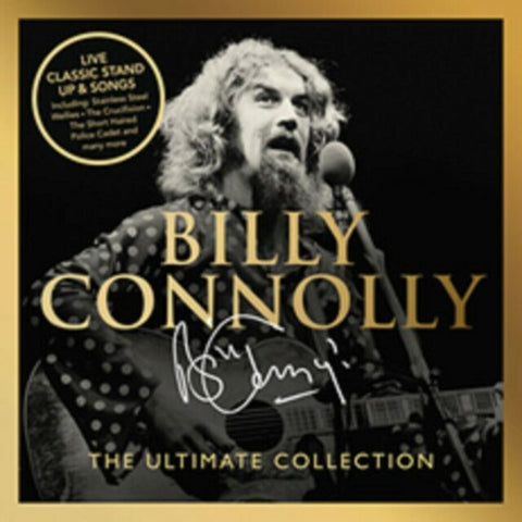 Billy Connolly - The Best of Billy Connolly (CD)