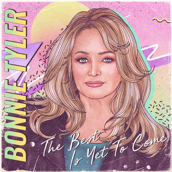 Bonnie Tyler - The Best is Yet to Come (CD)